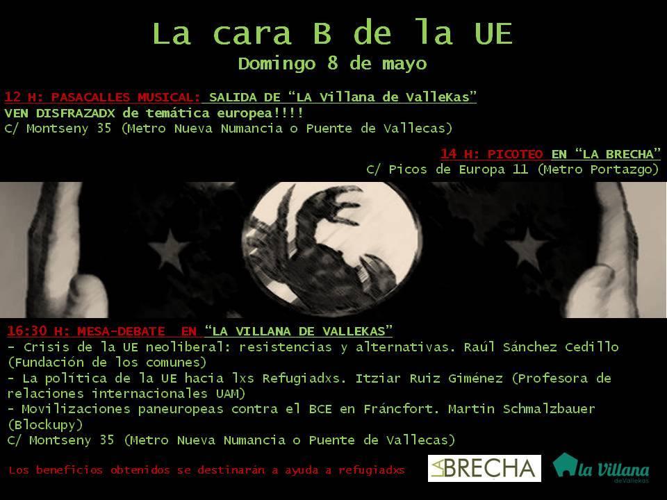 La cara B de la UE - Centro Social La Brecha | Vallekas - photo#8